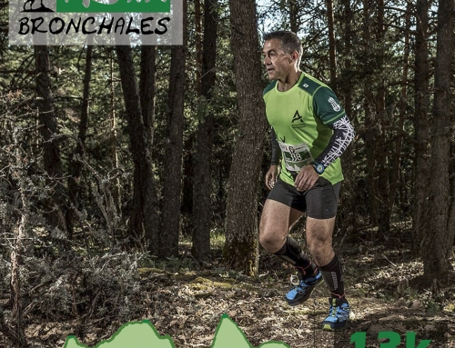 TRAIL BRONCHALES 13K IDEAL PARA INICIARTE EN EL TRAIL