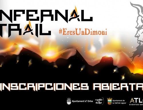 INSCRIPCIONES ABIERTAS INFERNAL TRAIL