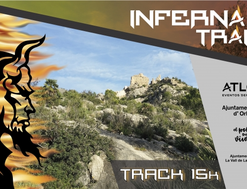 TRACK Y PERFIL 15K INFERNAL TRAIL