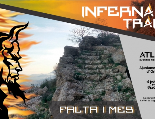 FALTA UN MES PARA INFERNAL TRAIL