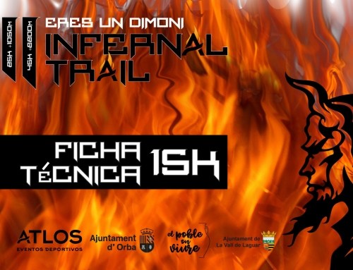 FICHA TÉCNICA 15K INFERNAL TRAIL